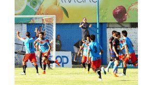 Brown celebró en Gualeguaychú su primera victoria en su regreso a la B Nacional  Foto Gentileza/El Argentino de Gualeguaychú