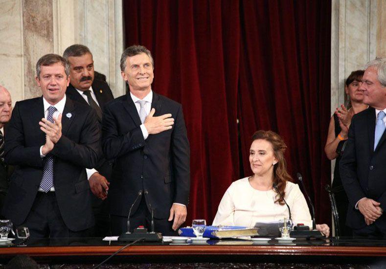 Presidencia de la Nación.  Foto: Télam
