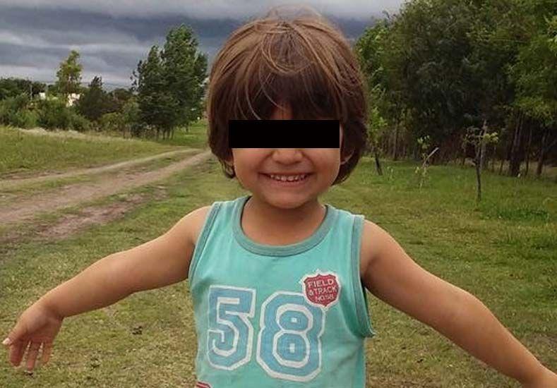 Localizaron al niño de tres años que se había perdido