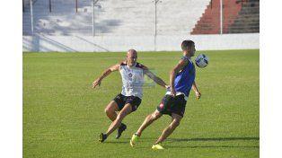 El Pelado volverá a cubrir el lateral derecho de la defensa del equipo Rojinegro. (Foto UNO/Mateo Oviedo)