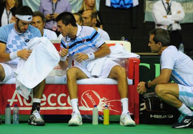 Todo definido para la Copa Davis