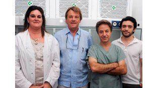 Un avance. Los especialistas argentinos creen en la posibilidad concreta de lograr el paso esperado.  Foto Gentileza/www.clarín.com