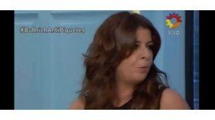 Andrea Taboada habló después de la agresión de Fernanda Iglesias