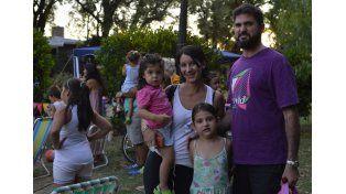 Vuelve el teatro callejero a la plaza Sáenz Peña