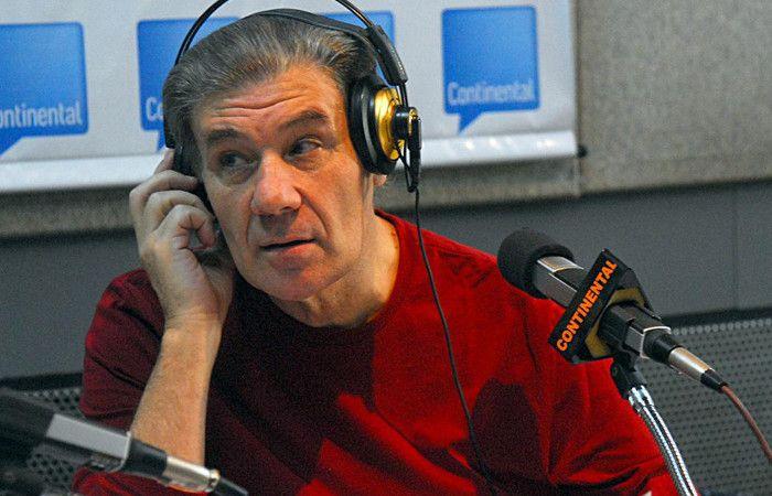 El periodista uruguayo cuenta su pelea con el grupo Clarín.