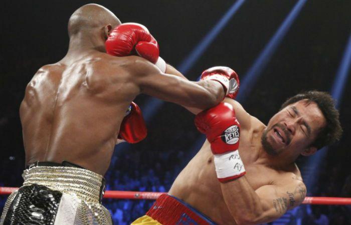 El Pac-man Many Pacquiao quedó en offside con sus declaraciones y Nike le bajó el pulgar.