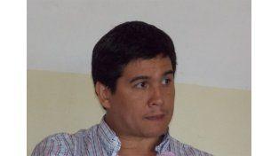 El intendente de Villa Paranacito