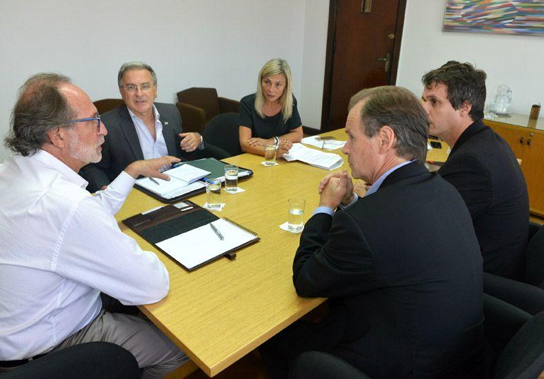 Agua y defensa. Las dos cuestiones fueron prometidas por Macri cuando estuvo en Concordia.