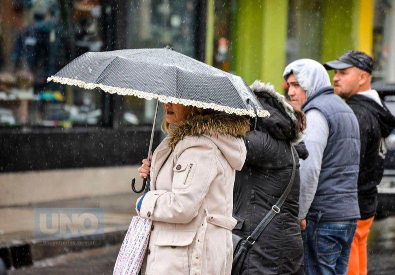 Jornada con probabilidad de lluvias y tormentas en la provincia