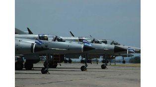 Foto ilustrativa. (Fuerza Aérea Argentina)