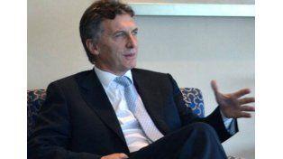 Macri: No podemos convivir con la inflación si queremos crecer