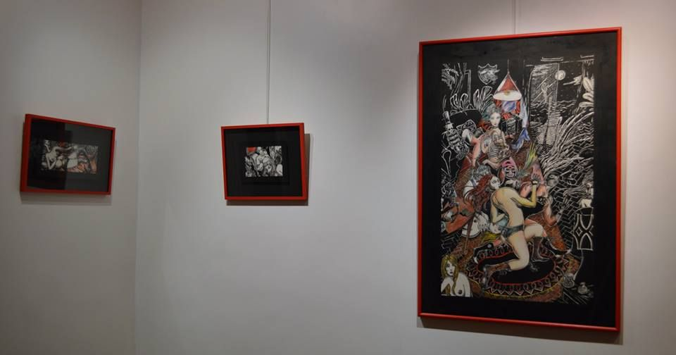 El viernes se inaugura en Santa Fe la muestra Living garotas de Javier Solari