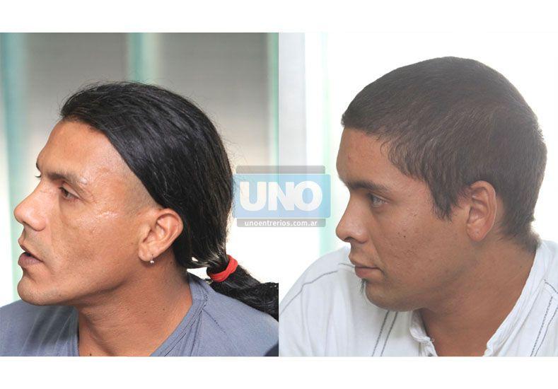 Sin pruebas. El juicio reveló que Luna y Molina no son asesinos.  Foto UNO/Juan Ignacio Pereira