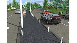 En Paraná habrá carriles exclusivos para ciclistas y bicicletas gratuitas