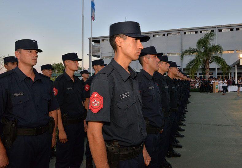 Egresaron 191 nuevos agentes de Policía