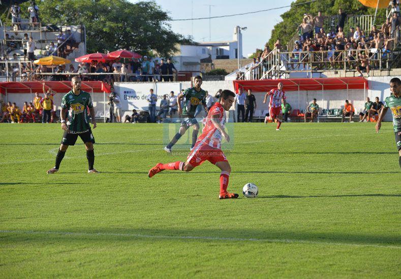 Alzugaray anotó su segunda conquista en la B Nacional