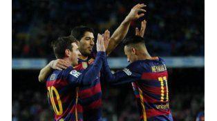 La jugada había sido ensayada con Neymar pero Suárez al parecer no sabía