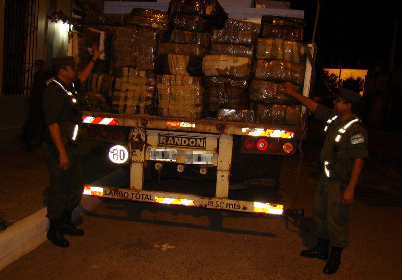 Foto Gendarmería Nacional