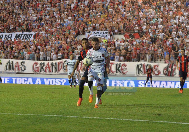 La Ardilla jugó en gran nivel pero no fue suficiente para que Patringa sumara el La Plata. (Foto UNO/Juan Manuel Hernández)