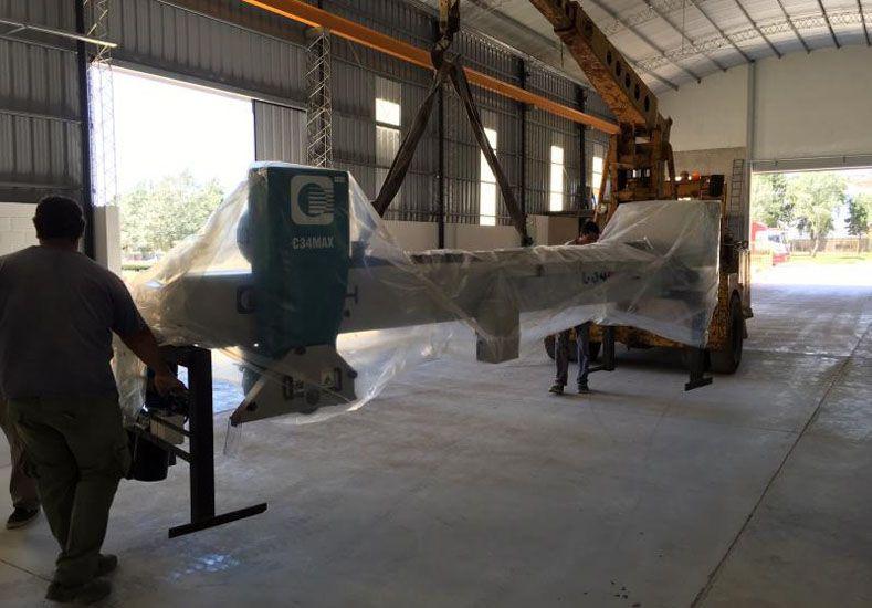 Fábrica de mesadas se instala en el Parque Industrial de Crespo