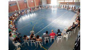 Descamisados realizó un encuentro provincial en Gualeguay