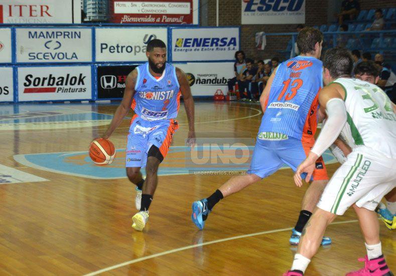 El equipo de Paraná volvió a ganar