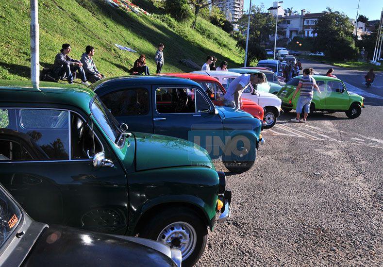 Clásicos. Llegarán a Paraná fititos de distintas ciudades del país. Foto UNO/Juan Manuel Hernández