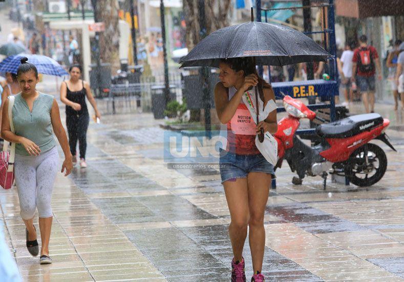 Rige una alerta por tormentas fuertes o severas para toda la provincia