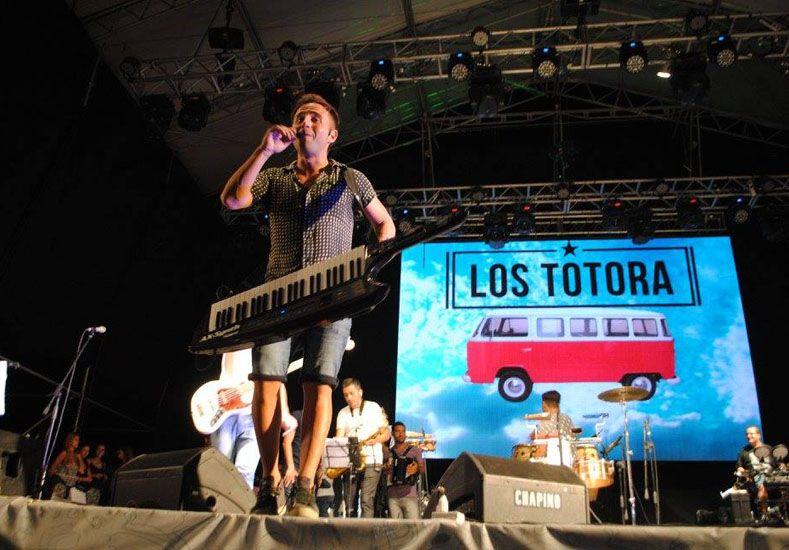 Los Totora y Arturito´s en la Fiesta Nacional del Mate