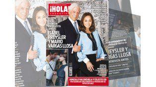 Esta semana en revista Hola Argentina