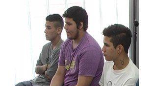 Intrincado. Cuatro acusados por un crimen en una causa compleja.   Foto: Gentileza Canal Once