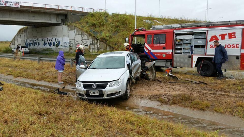 Foto Gentileza Bomberos Voluntarios San José.