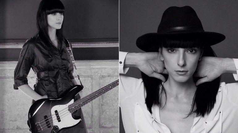Andrea Rincón, enamorada de una joven DJ