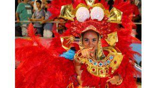 Carnaval de Corrientes. Foto: Télam
