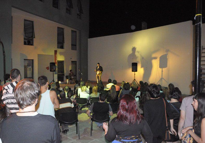Convocante. El Slam de Poesía es un torneo joven en Argentina