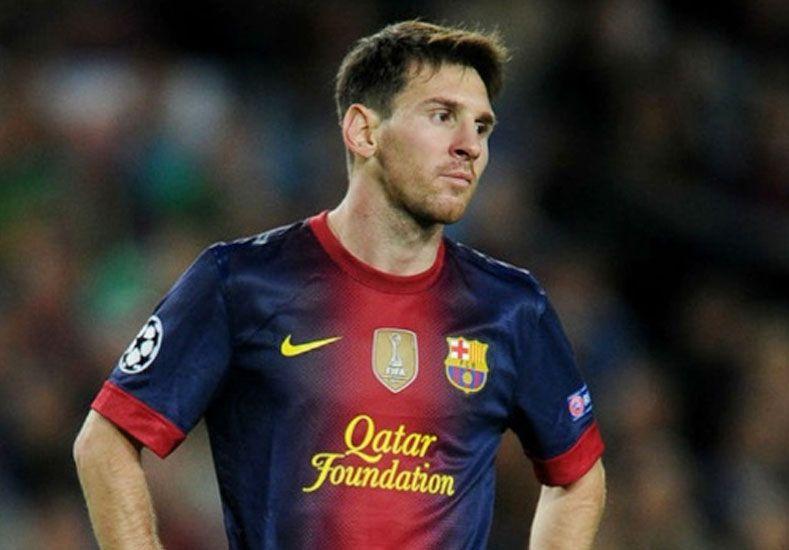 Messi se realizará una litotricia