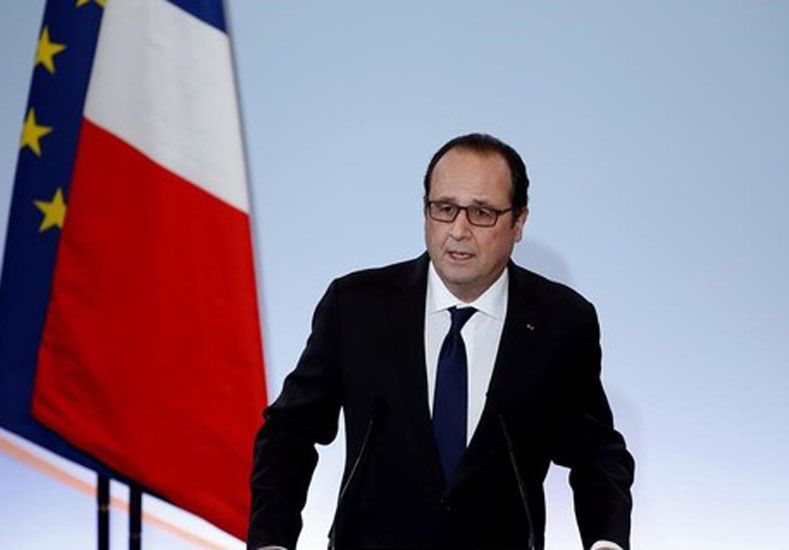 Hollande. Foto: AP