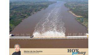 El río Uruguay como motor de una región