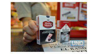 Los cigarrillos aumentarán hasta 12% desde este lunes