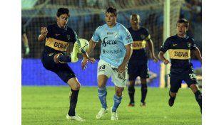 Boca comienza a defender el título.  Foto: Fútbol para todos.