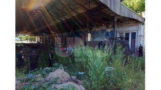 Santa Fe: encontraron el cadáver de una adolescente en la ex estación Mitre