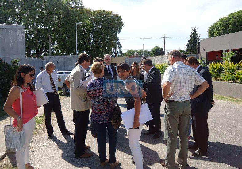 Varisco expresó su compromiso de sanear el Volcadero de Paraná
