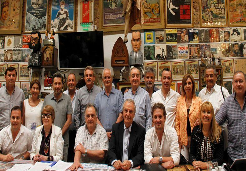 El Bloque del FPV Parlasur reafirmó su unidad