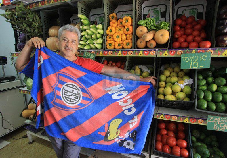 La pasión por San Lorenzo se potencia con la visita a Patronato