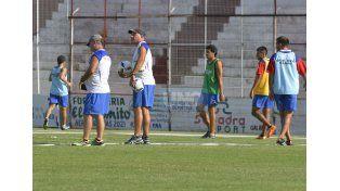 El plantel afrontará su segundo partido en la presente temporada de la Primera  B Nacional. Foto UNO/Mateo Oviedo