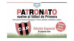 Este sábado, la guía de Primera División 2016