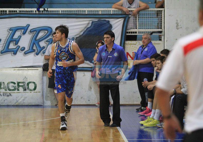 El DT Barsanti no podrá contar con los jugadores Torre y Cabello.  Foto UNO/Juan Ignacio Pereira