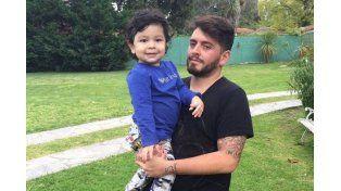 Los dos hijos varones de Maradona, juntos por primera vez