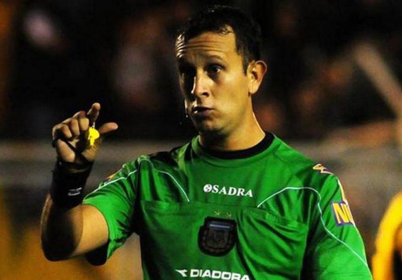 Darío Herrera dirigirá la final de Supercopa Argentina