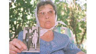 Dolor por el fallecimiento de Margarita Alegre de Papetti, Madre de Plaza de Mayo de Concordia